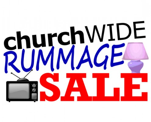 Duck Creek VIllage Rummage Sale