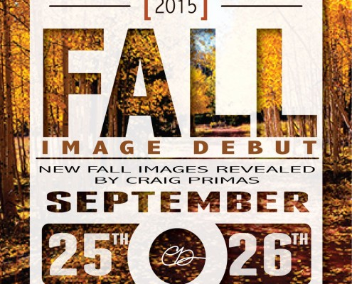 Fall image debut - Craig Primas