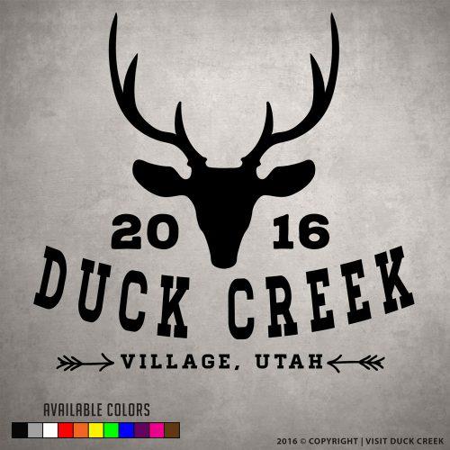 Duck Creek Deer Head