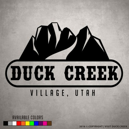 Duck Creek Mountains