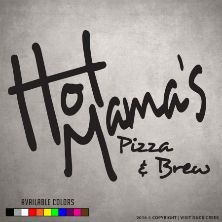 HOT MAMAS PIZZA AND BREW