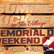 Summer-Kickoff-Duck-Creek-Village