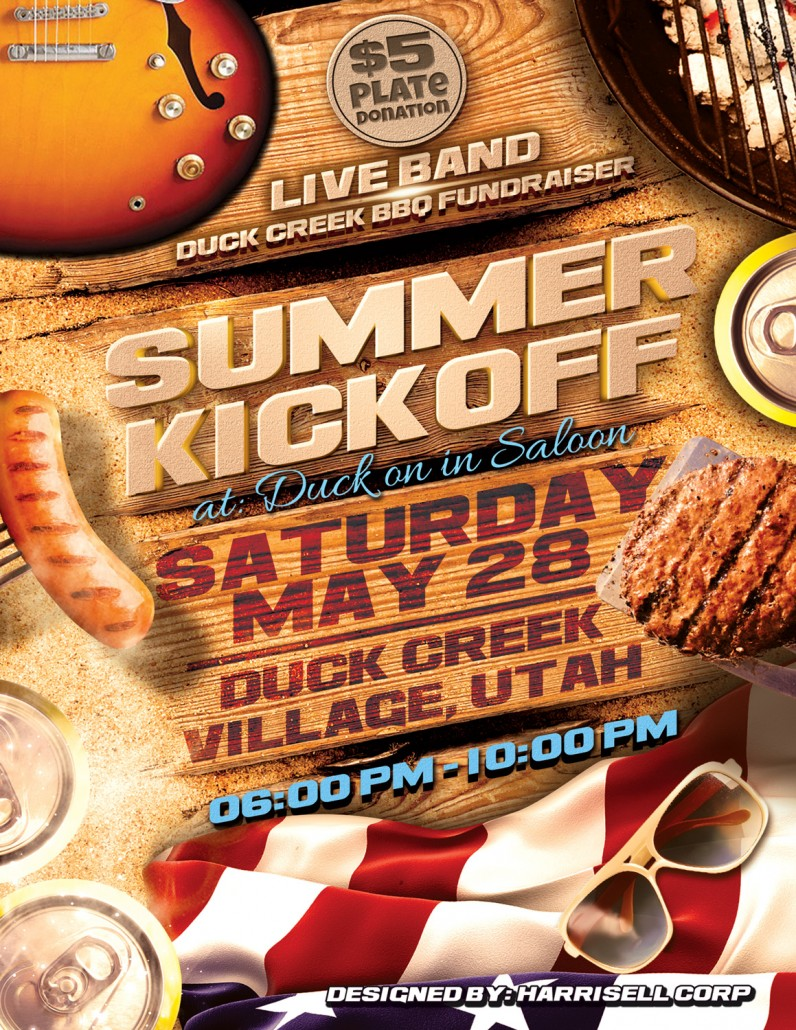 Summer Kickoff in Duck Creek Village