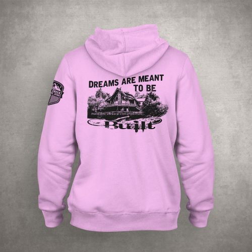 BHC-Hoodie-Pink-Back