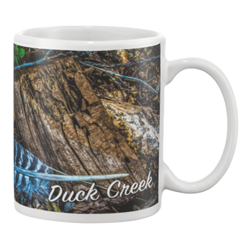 duck-creek-feather-mug