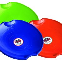 Flying Saucer Disc Sled at Visit Duck Creek